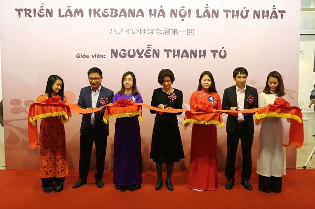 Triển lãm Ikebana Việt Nam lần thứ Nhất 2017