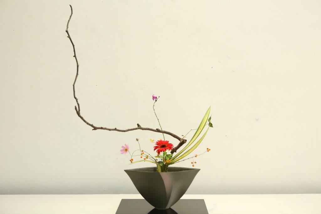 Lần đầu tiên tại Hà Nội: Triển lãm Nghệ thuật Ikebana của Nguyễn Thanh Tú được ra mắt
